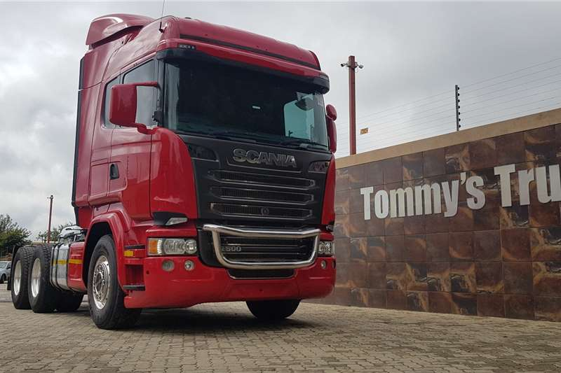 Iveco Truck tractors Double axle R500 2017