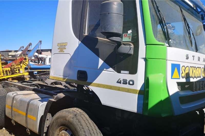 Iveco Truck tractors Double axle STRALIS 430 2008