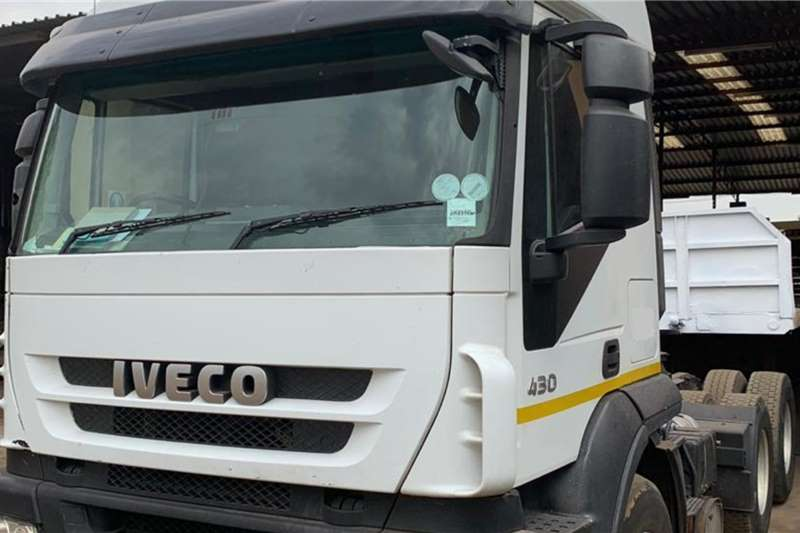 Iveco Truck tractors Double axle Stralis 430 E 4 C 10 (View by appointment) 2 avail 2014