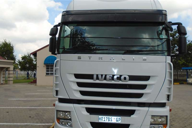 Iveco Truck tractors Double axle Stralis 480 2012