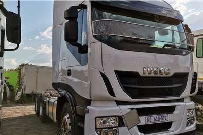 Iveco Double axle Stralis 480 Truck tractors
