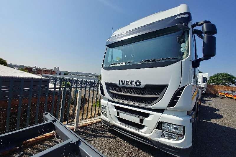 Iveco Truck tractors Double axle Stralis 480 2017