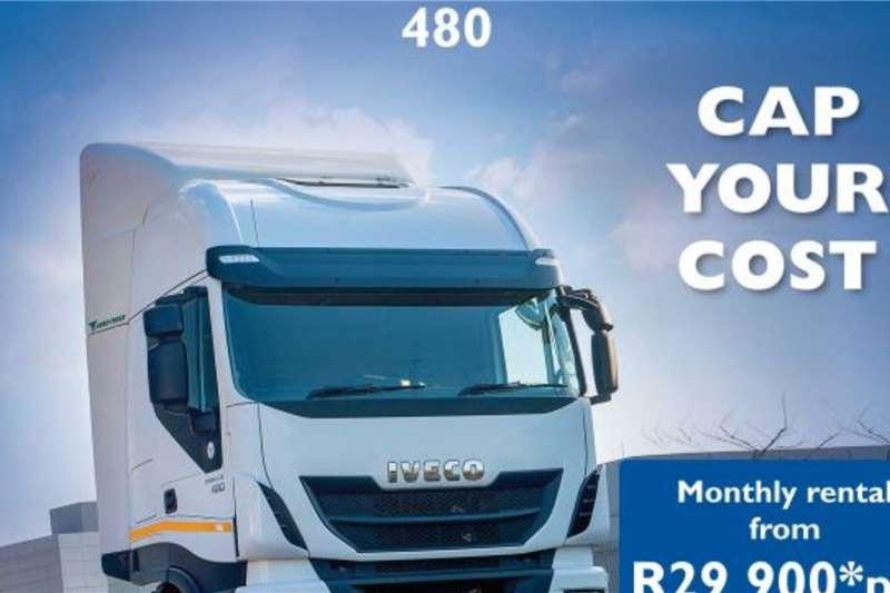 Iveco Truck tractors Double axle Stralis 480 6x4 T/T Long Haul, Fuel carrier,Bulk 2020