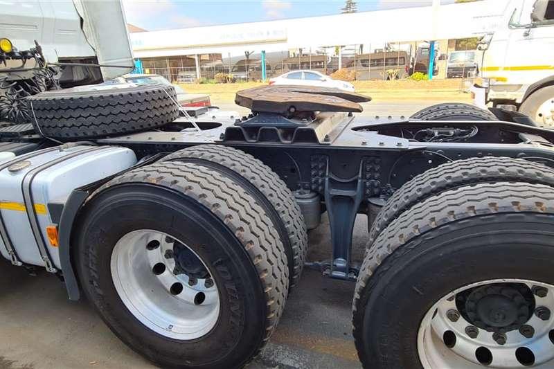 Iveco Double axle Stralis AS750S48TZP 6X4 TT Truck tractors