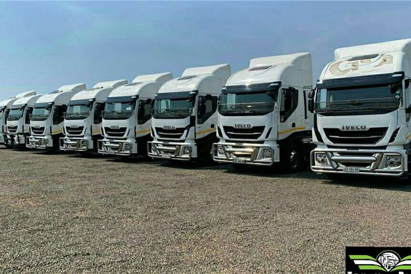 Iveco Truck tractors Double axle Various Used Iveco's Stralis Horses Available