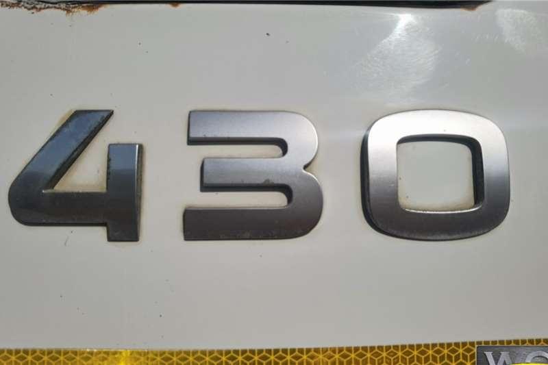 Iveco IVECO STRALIS 430 6X4 HORSE Truck tractors