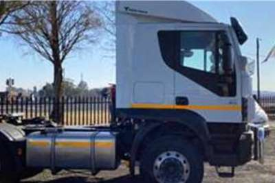 Iveco Iveco Stralis 430 Hp Truck Tractor 6x4 Mechanical Truck tractors