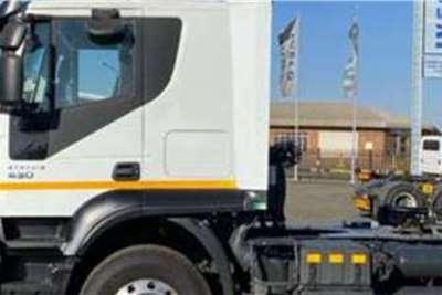 Iveco Iveco Stralis 430 Hp Truck Tractor 6x4 Pneumatic S Truck tractors