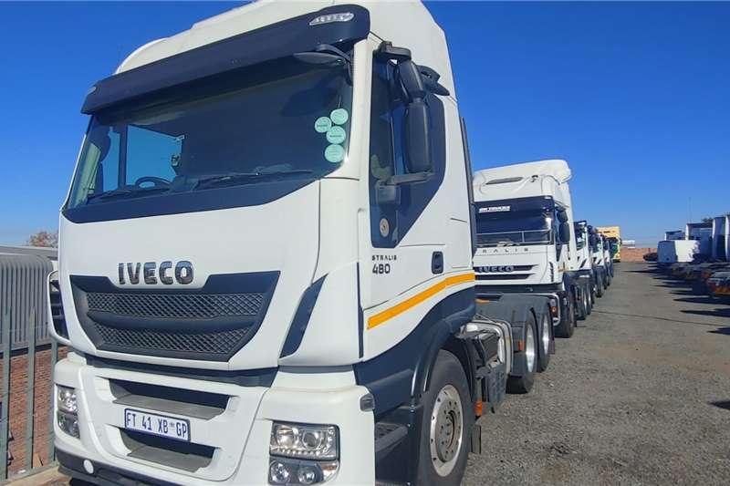 Iveco Iveco stralis 480 Truck tractors