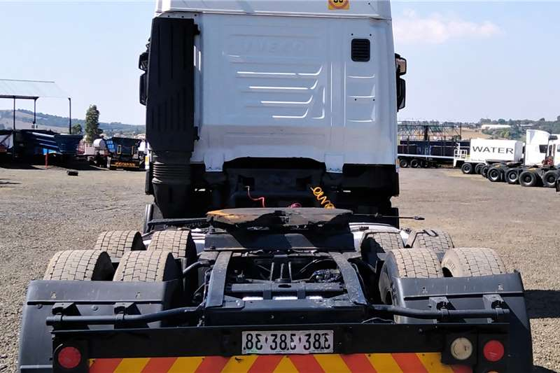 Iveco IVECO STRALIS 480 HI WAY Truck tractors
