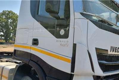 Iveco Iveco Stralis 480 Hi Way Truck Tractor Truck tractors