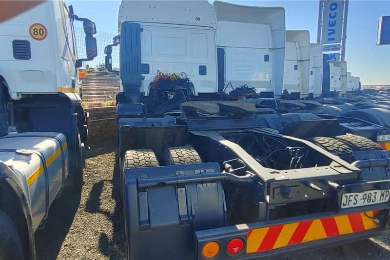 Iveco Iveco stralis430 Truck tractors