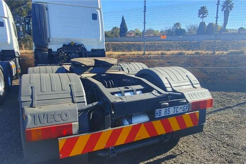 Iveco Iveco trakker 440 high roof Truck tractors