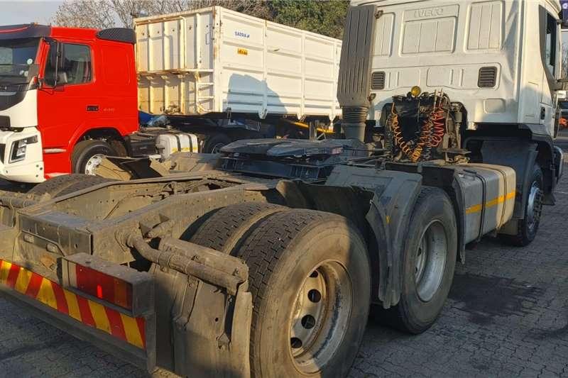 Iveco Iveco trakker 440 highroof Truck tractors