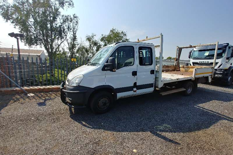 Iveco Truck tractors Single axle Daily 2012
