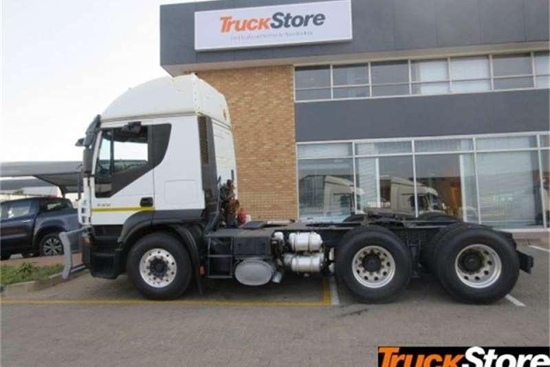 Iveco STRALIS Truck tractors