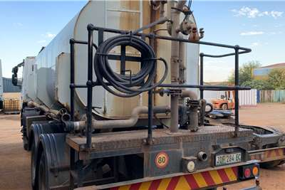 Iveco 682 290 14,000L Water bowser trucks