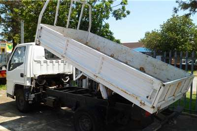 JMC Carrying 2.8 TDI 1.5 tipper Tipper trucks