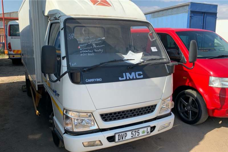 JMC Truck CARRYING 2.8 TDI 2017