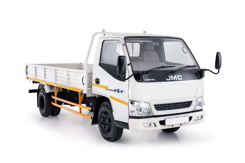 JMC Truck Dropside Carrying 2.8 Ton LWB 2019