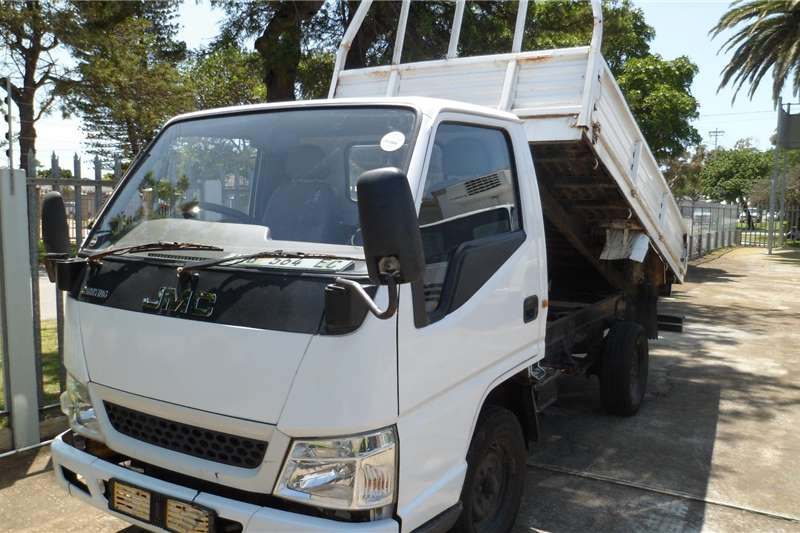JMC Truck Tipper Carrying 2.8 TDI 1.5 tipper 2015