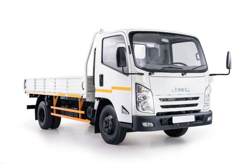 JMC Truck Tipper Carrying Plus 4 Ton LWB 2019