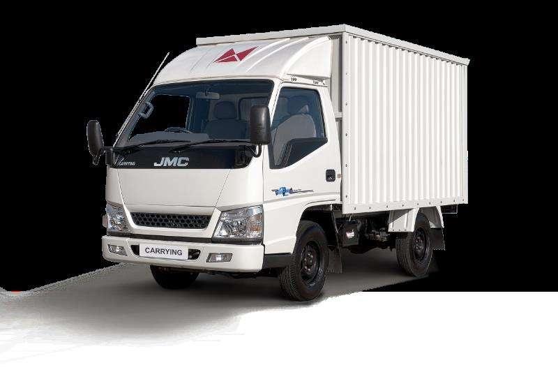 JMC Truck Van body Carrying 1.6 Ton SWB 2019