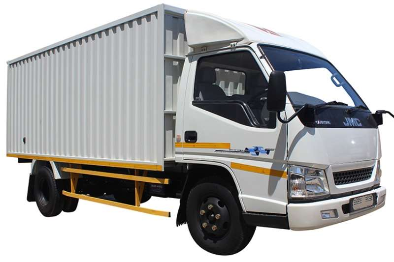 JMC Truck Van body Carrying 2.8 Ton LWB 2019