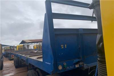 Kearneys Trailers Flat Deck D/AXLE 2009