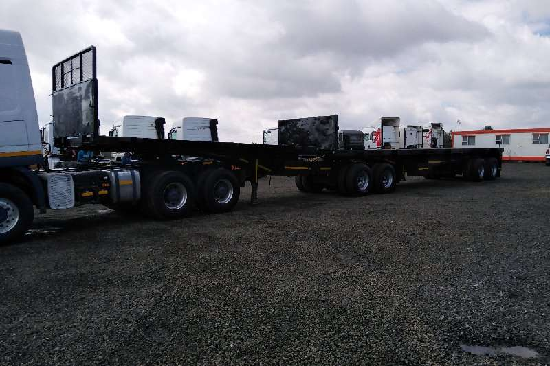 Kearneys Trailers Flat deck KEARNEY SUPERLINK FLAT DECK TRAILER 2002