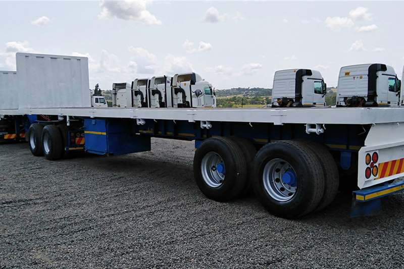 Kearneys Trailers Flat Deck KEARNEYS SUPERLINK FLAT DECK 2004