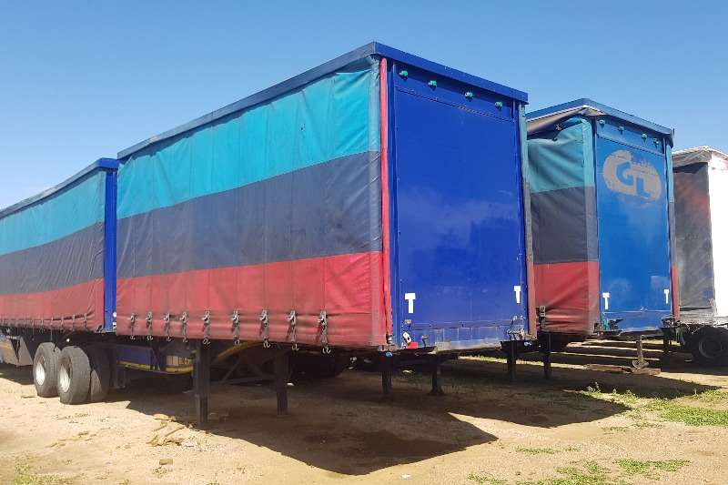 Kearneys Trailers Tautliner Tautliner 2008