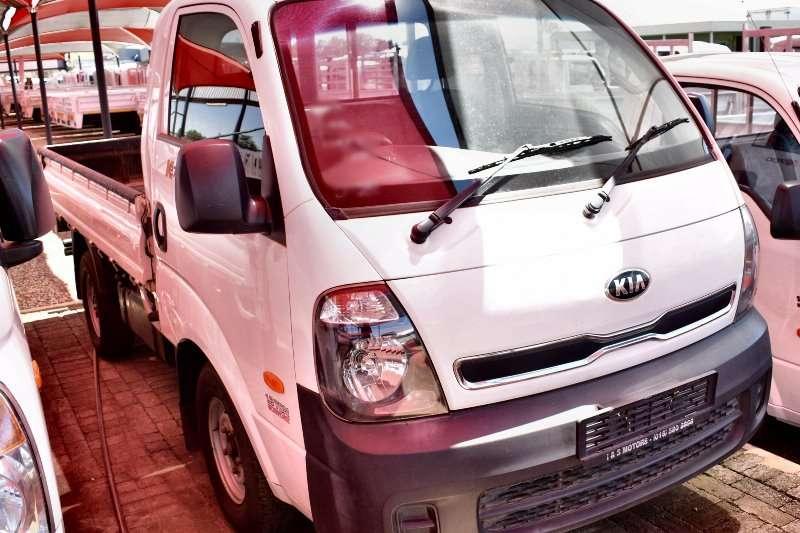 Kia Dropside trucks K2700 2.7D 2013