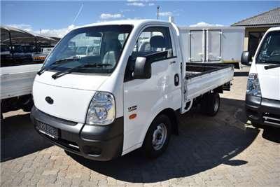 Kia Workhorse 270k Dropside trucks