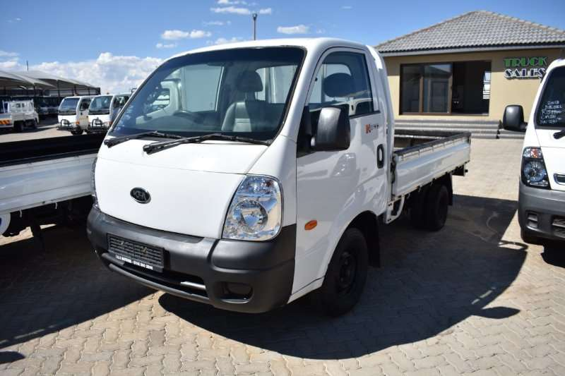 Kia Dropside trucks Workhorse 270k 2011