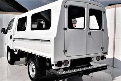 Kia 2.5TD workhorse Dropside LDVs & panel vans