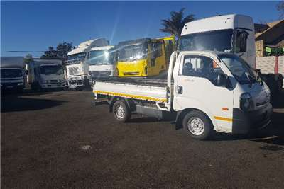 Kia CLEARANCE SALE NOW ON   2015 Kia K2700 Workhorse LDVs & panel vans