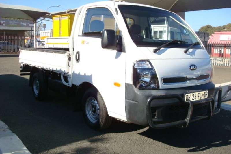 2014 Kia 2014 KIA K2700 WORKHORSE Dropside Truck Trucks for