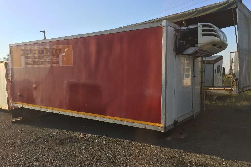 Kingtec Truck bodies Refrigerated body Kingtec