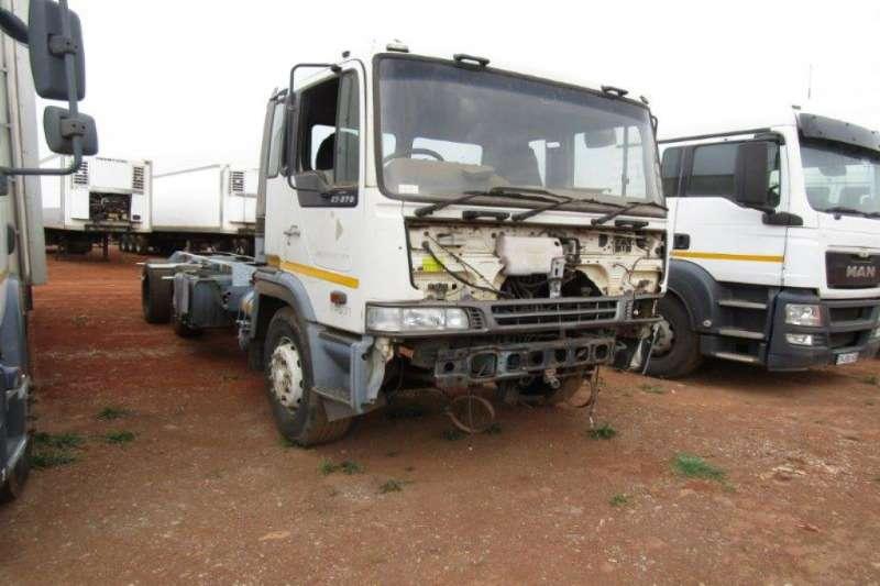 Kingtec Truck bodies STRIPPING NISSAN TRUCK