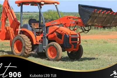 Kubota L39 TLBs