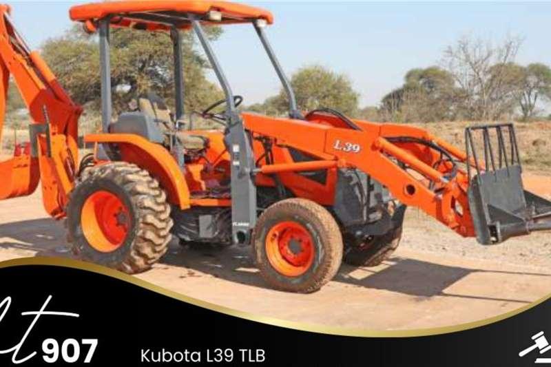 Kubota L39 TLB TLBs