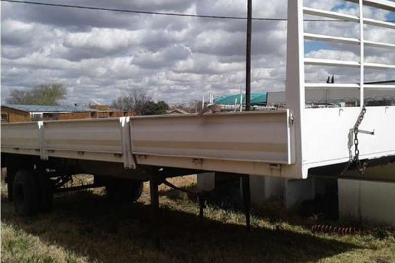 LCM ENGINEERING S/A PONI DROPSIDE Trailers