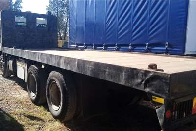 Leyland-DAF Ashok Leyland 6x4 flat deck Truck Other trucks