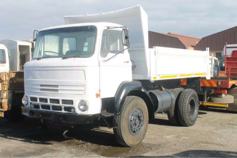 Leyland-DAF Truck Tipping body Tipper 6m3 1984