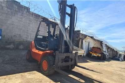 Linde H45D   05C1 Diesel Forklift Forklifts