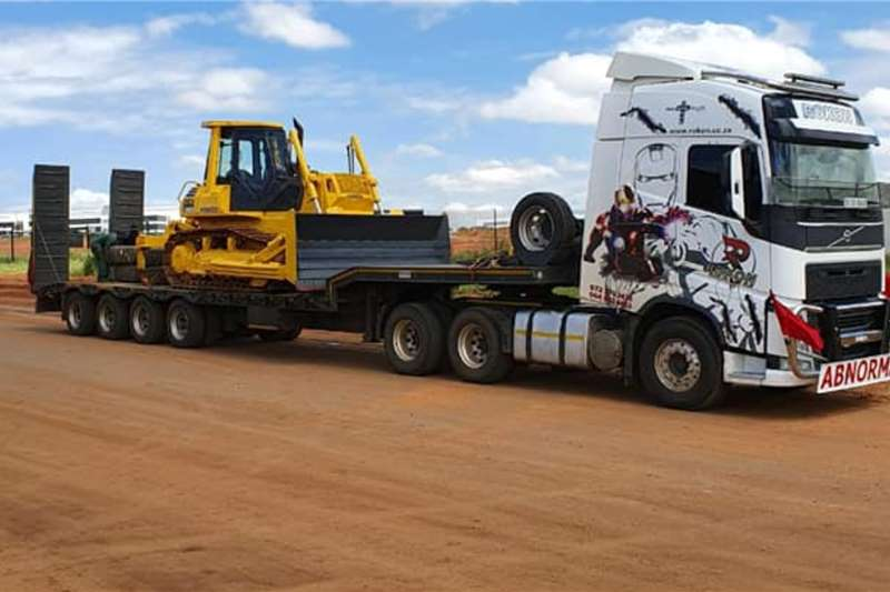 Lowbeds LOWBED Equipment and Machinery Transport 2020