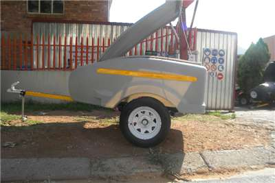 Luggage trailer Luggage trailer