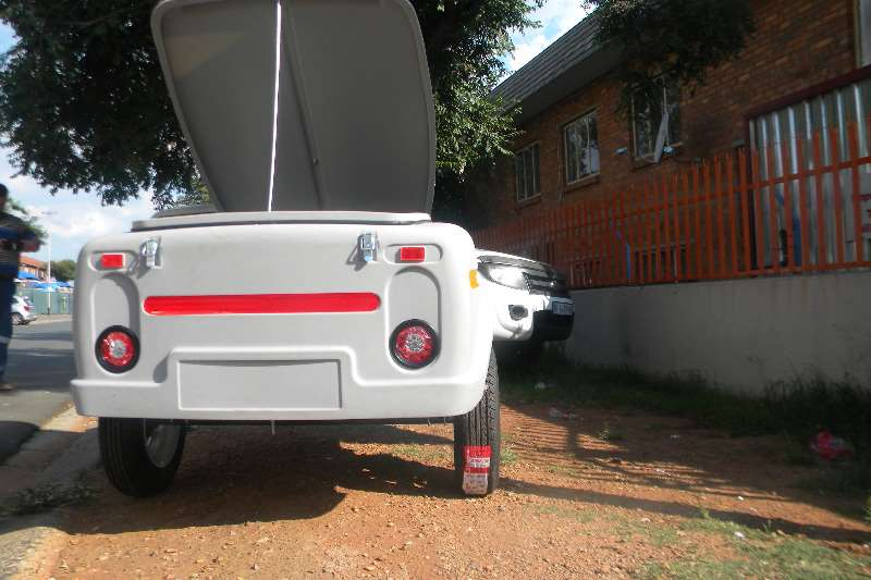Luggage trailer Luggage trailer 2019