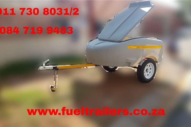 Luggage trailer LUGGAGE TRAILER 2020